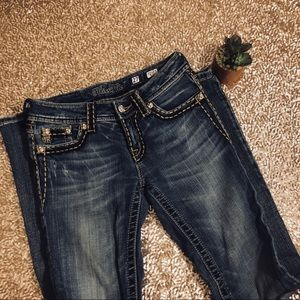 Miss Me Jeans Size 27 ! *flawed*